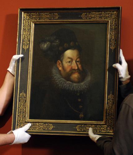 Slavný Rudolfův portrét
