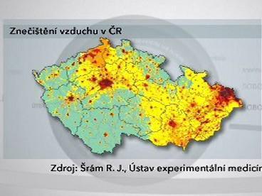 Znečištění vzduchu ČR