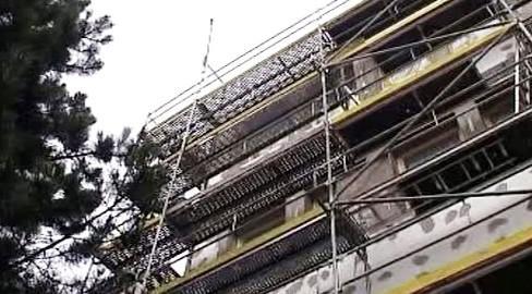 Oprava školy