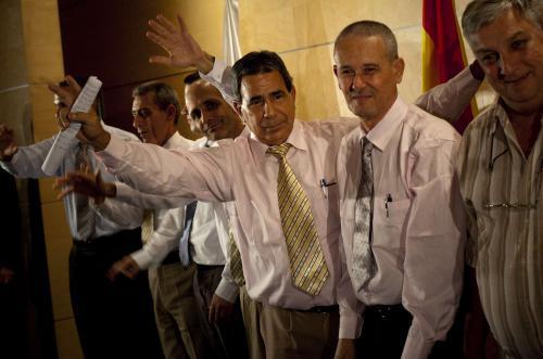 Propuštění kubánští vězni