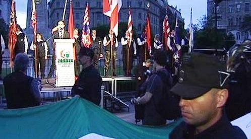 Setkání Maďarské gardy