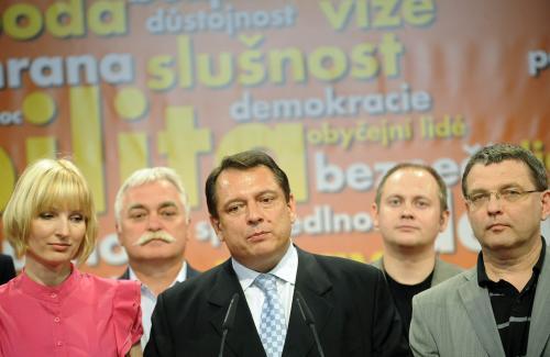 Volby 2010: Smutní sociální demokraté