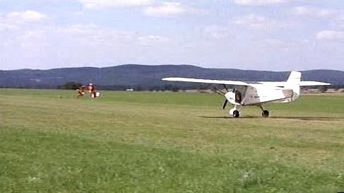 Ultralehký letoun