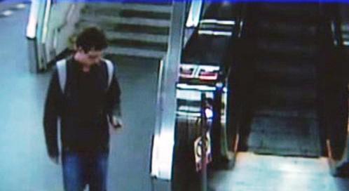 Útočník z metra