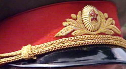 Uniforma sovětské armády
