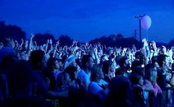 Mácháč / publikum festivalu