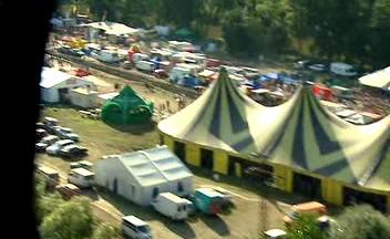 Mácháč / areál festivalu