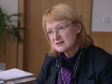 Jitka Seitlová, zástupkyně ombudsmana