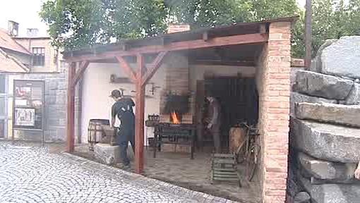 Muzeum obuvi a kamene ve Skutči