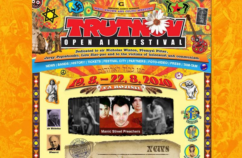 Trutnov - Open Air Festival 2010