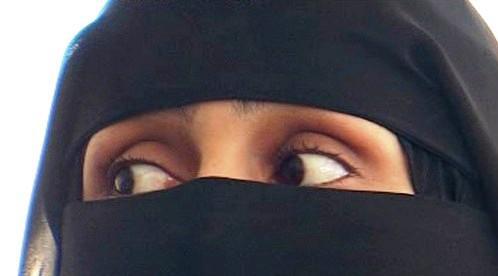 Muslimská žena
