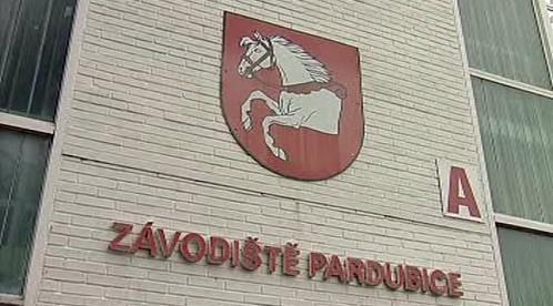 Logo pardubického závodiště