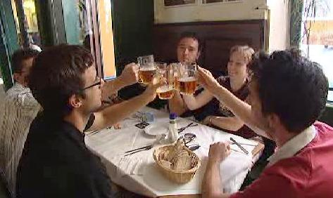 Setkání s přáteli