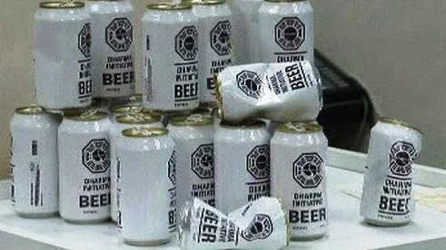 Pivo ze seriálu Ztraceni