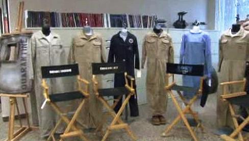 Kostýmy ze seriálu Ztraceni
