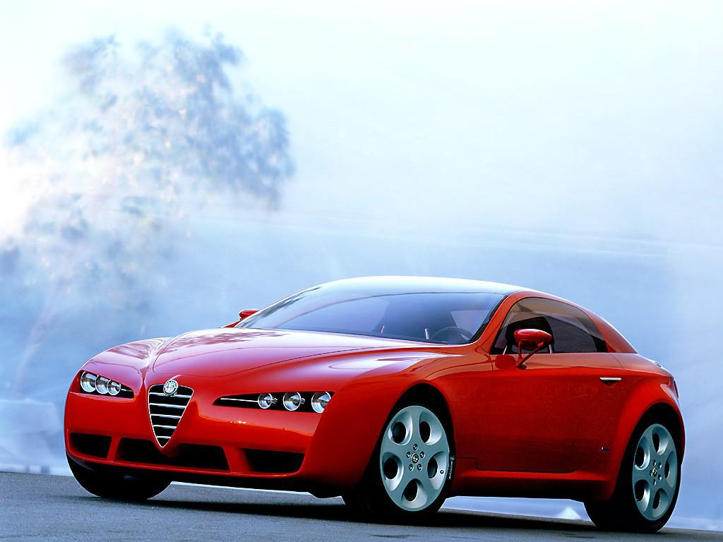 Alfa Romeo Brera koncept