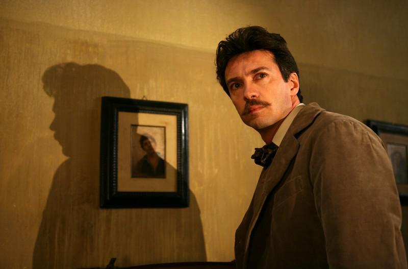 Alessio Boni jako Puccini