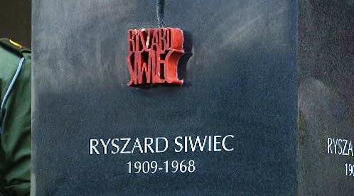 Pomník Ryszardu Siwiecovi