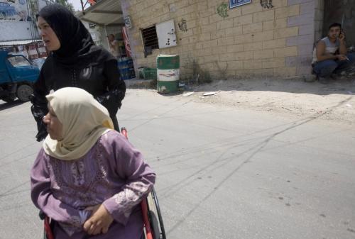 Palestinci v Libanonu
