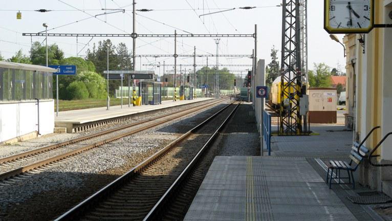 Modernizace trati Veselí nad Lužnicí - Tábor