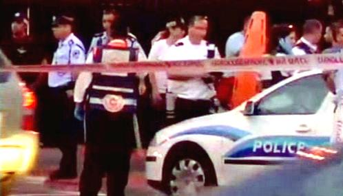 Izraelská policie vyšetřuje střelbu u tureckého velvyslanectví