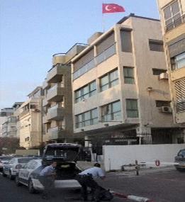 Turecké velvyslanectví v Izraeli
