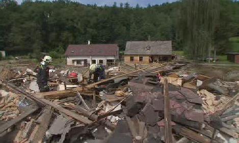Odstraňování následků povodní
