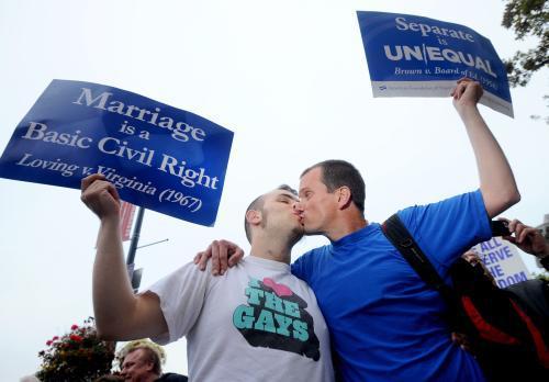 Pochod homosexuálů v San Franciscu
