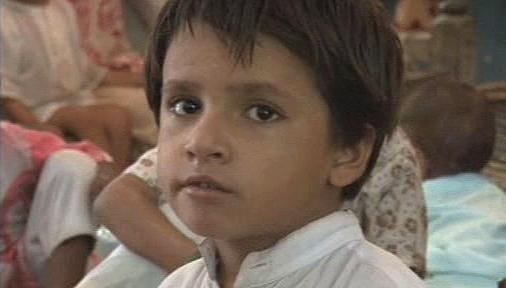 Pákistánské dítě