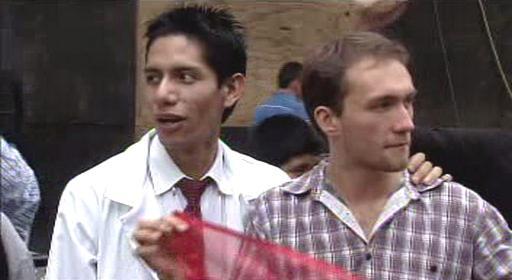Demonstrace homosexuálů