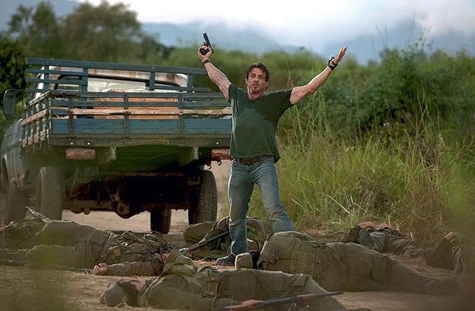 Postradatelní / Sylvester Stallone