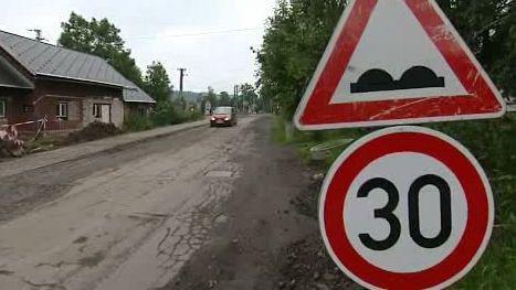 Dopravní omezení