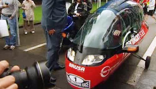 V Ženevě odstartoval závod elektromobilů Zero Race