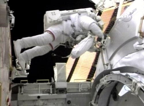 Astronaut u ISS