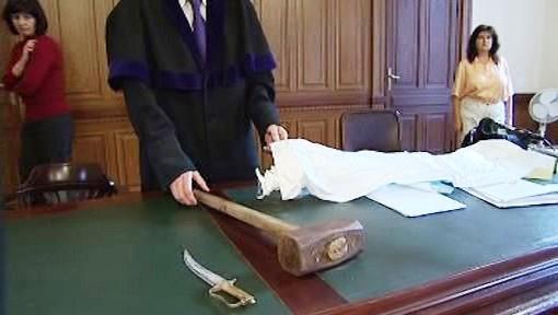 Vraždené nástroje Radima Odehnala