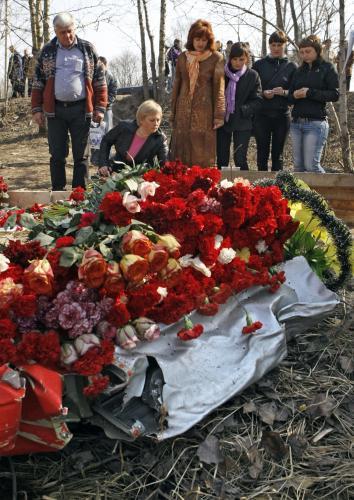 Smutek v Rusku