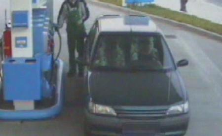 Zloděj benzinu