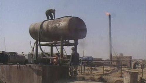 Ropa v Afghánistánu