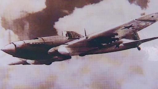Bitevní letoun Iljušin Il-10