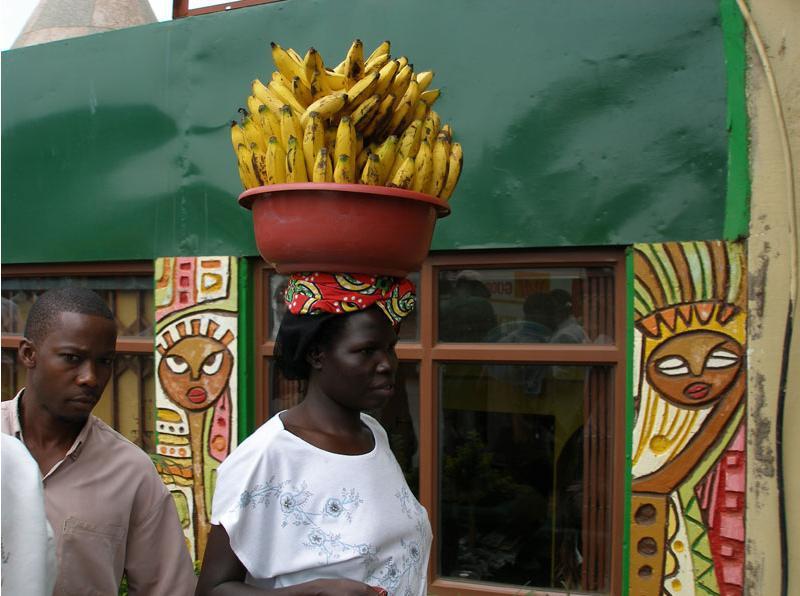 V Ugandě