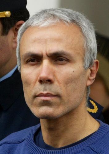 Mehmet Ali Agca po propuštění z vězení