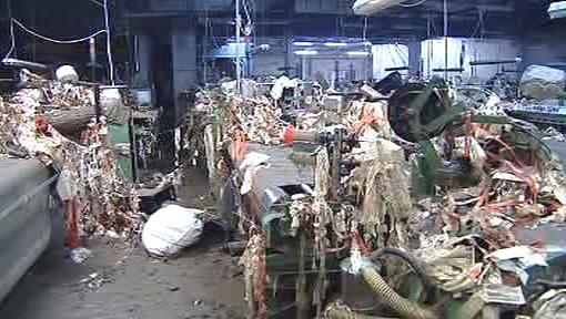 Damino - firma postižená záplavami
