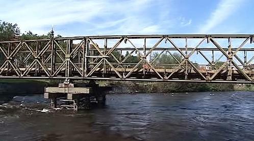 Provizorní most