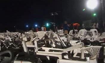 Bomby vybuchly v místech, kde lidé sledovali finále MS