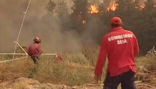 Portugalští hasiči