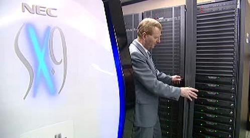 Superpočítač Saxana
