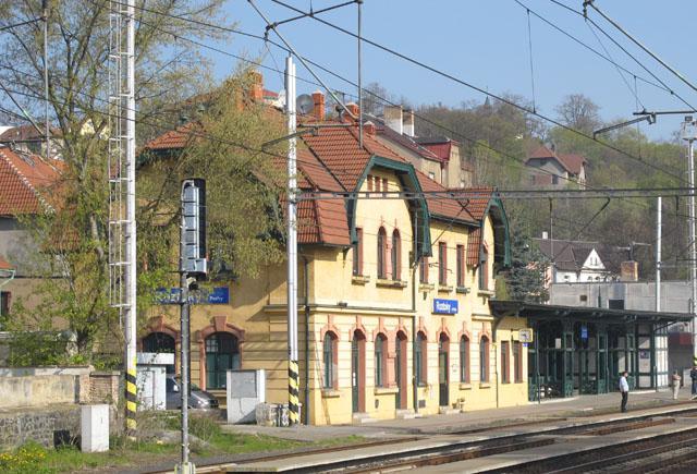 Roztocké nádraží