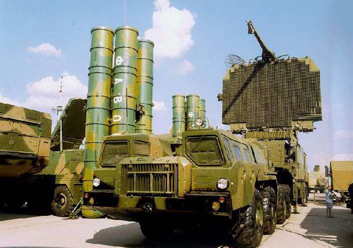 Protiraketová obrana S-300