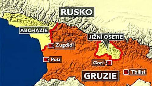 Abcházie a Jižní Osetie