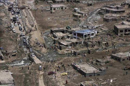 Následky povodní v Indii